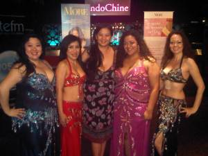 Mariska -Majalah More Belly Dancing